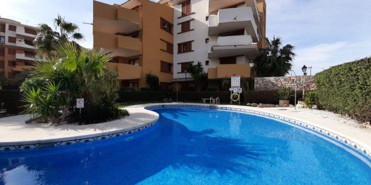 Apartamento en La Recoleta , situado en un lugar magnifico de Punta Prima .