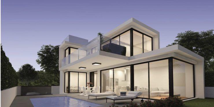 OBRA NUEVA! Exclusivas Villas en Orihuela Costa. «Amalia Hills»