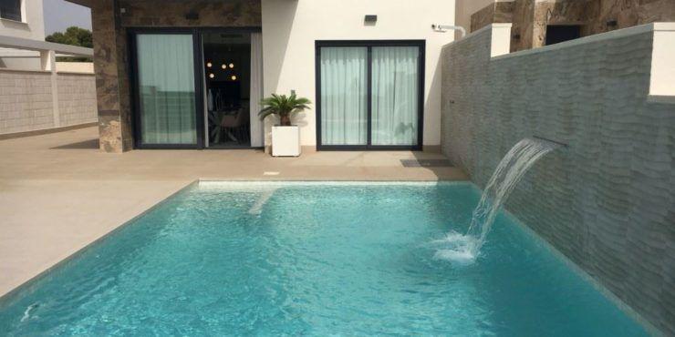 OBRA NUEVA!! DELUXE – Villas independientes «GEMMA 3+1»