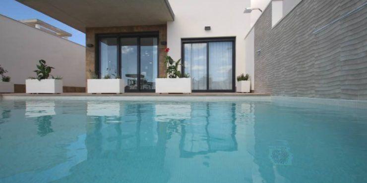 OBRA NUEVA!! DELUXE – Villas independientes- «GEMMA»